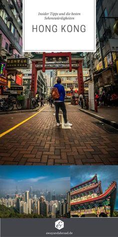 Hong Kong - die besten Sehenswürdigkeiten und Insider Tipps