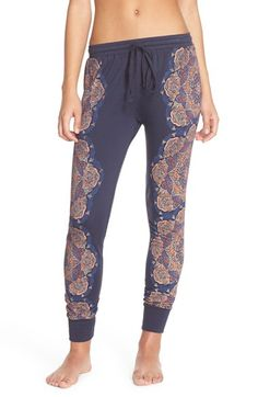 O'Neill 'Dash' Print Terry Joggers available at #Nordstrom
