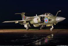 Hawker Siddeley Buccaneer S2B; Bruntingthorpe, England, UM