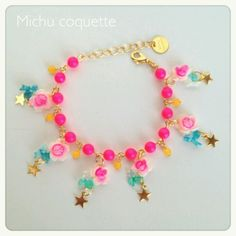 star necklace by Michu coquette