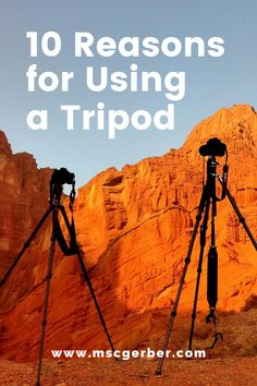 10 Reasons Why Using a Tripod Is the Best Thing You Can Do as a Photographer. Check out the best tips on photography using a tripod and how you can maximize the resources you already have. Follow #mscgerber for #travel tips and great travel #photos from around the world. Tips and tricks from a travel blogger and full-time photographer. Learn more about why you should use a tripod here. #photographer #tripod #travel #travelblog