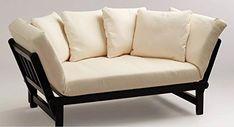 Futon Convertible Sofa Daybed Deep Seating Adjustable Indoor Outdoor Furniture Studio Now http://www.amazon.com/dp/B00ZTOUNTU/ref=cm_sw_r_pi_dp_Iv9iwb0MZ2CSX
