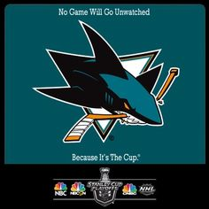 SJ Sharks: Because It's The Cup
