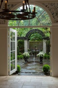 Overmyer Architects Architects & Building Designers~ P Street Garden traditional-patio