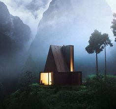 Modern Architecture & Beautiful House Designs   From up North