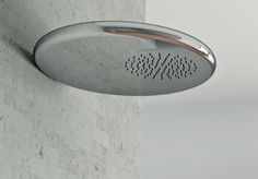 Rod by Ponsi! Rounded modern showerhead! Soffione doccia rotondo e moderno!