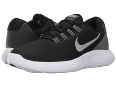 Nike Lunar Converge Men's Shoes Black/Matte Silver/Anthracite/White