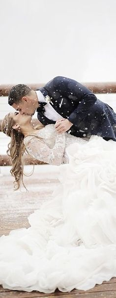 Winter Wonderland. #winter #weddingsl