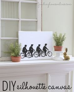 DIY-Silhouette-Canvas-Art
