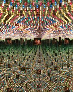 Toronto to get dazzling infinity mirror exhibition  https://www.kznwedding.dj