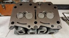 Did you know that we work on cylinder heads?   Call Hamilton Alignment & Brakes Now (905) 549-7665.  Many cylinder heads can be salvageable and inexpensive to repair. A re-manufactured cylinder head will cost a lot less than buying a new one.  A re-manufactured cylinder head is a head that has been rebuilt with parts that are still serviceable. We ensure leak-free casting, all heads are pressure tested. We install new valve seats if required. We set valves to factory specifications or…