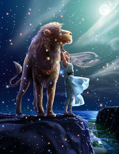 Lion - Leo - Leeuw