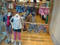 Mall Trip - Baby Gap Window Display by jbourn11, via Flickr