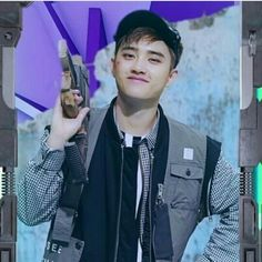 D.O Exo Kokobop, Exo Do, Baekhyun Chanyeol, Park Chanyeol, Sing For You, Chansoo, Do Kyung Soo, Kim Junmyeon, Exo Memes