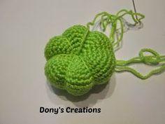Dony's Creations by Donatella Saralli : Cactus zucca _ pattern free italiano