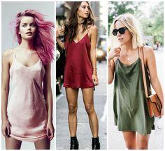 Slip Dress - Você usaria?