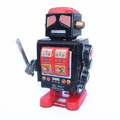 Look what I found on AliExpress Classic Ro, Vintage Children, Jukebox, Gifts For Kids, Tin, Retro Vintage, Robot, Walking, Vintage Kids
