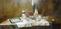 """""""Breakfast with iPad"""" Olga Glumcher"""