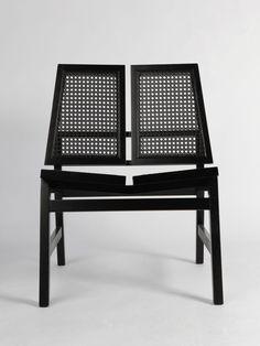 Great modern twist on a classic chair | ZANINI DE ZANINE: MAISON&OBJET