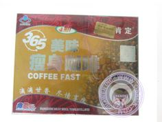 365 Coffee Fast Slimming Coffee