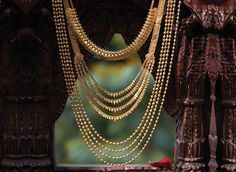 Tanishq Maharashtrian Bride Wedding Jewellery Collection - Necklace Set