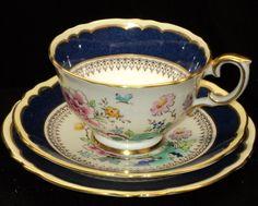lovely blue #Teacup