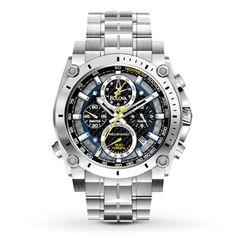 Bulova Precisionist Mens Watch 96B175