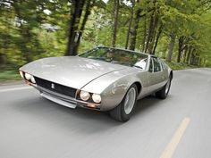 New World Auto Transport Here is how we became number 1. #LGMSports move it with http://LGMSports.com De Tomaso Mangusta - 1970
