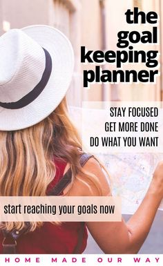 Not January Don't let a date keep you from achieving your goals. Get started today! Start with putting a plan together using our free goal setting worksheets. Then get our goal keeping planner to help you map out your plans. Planner Organization, Organizing, Goal Setting Worksheet, Home Management Binder, Printable Activities For Kids, Student Planner, Printable Planner, Printables, Menu Planners