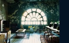 David Bromely / another gorgeous interiors shot from Mikkel Vang. love that wall & the window!