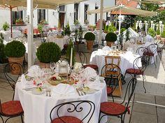 Wedding reception!  Hotel Ruze, Cesky Krumlov, CZ