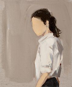 Gideon Rubin, White Shirt