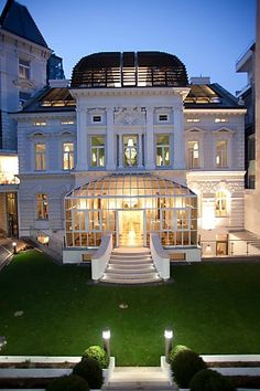 Vienna: Le Palais Sans Souci Wien - Wiens stilvollste