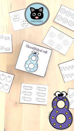 Mit diesem Leporello in zwei Versionen (groß und klein) setzen sich die Kinder mit der Achterreihe des Einmaleins auseinander. Das Material hilft bei der Ablösung von der Plus- zur Malrechnung und ist daher auch für die Einführung der Multiplikation ab Klasse 2 geeignet. #malrechnen #einmaleins #einführung #multiplikation #leporello #mathematik #bastelvorlage #achterreihe #malreihen #üben #lernen #grundschule