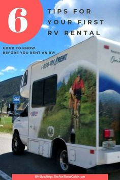 RENTING AN RV FOR THE FIRST TIME? My best advice is to make sure that you rent an RV from a reputable rental agency -- because they will protect you from any potential RV rental pitfalls. I've got some tips to ensure that you don't get burned or left stranded somewhere if problems should arise during your journey. Start here for what you need to know about the parts and systems on a rental RV. #familytravel #vacation #camping #traveltips Rv Travel, Travel Alone, Travel Tips, Travel Hacks, Travel Ideas, Vacation Checklist, Best Vacation Destinations, Airstream, Travel With Kids
