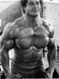 franco columbu routine
