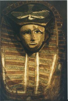 Rishi coffin in the Metropolitan Museum