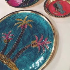 Shop now the latest items from the jewellery collection, the best interior products, or your next fashion item! Next Fashion, Small Birds, Blue Moon, Palm Trees, Jewelry Collection, Decorative Plates, Tableware, Pretty, Anna