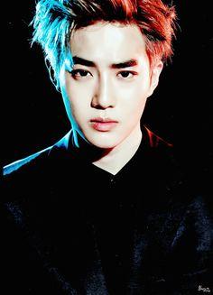 Suho - 160725 Exoplanet - The EXO'rDium in Seoul merchandise - Credit: MoncherDo. Suho Exo, Exo Ot12, Kpop Exo, Exo Kai, Kim Joon Myeon, Exo Official, Def Not, Xiuchen, Kim Minseok