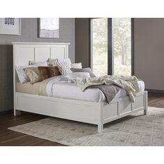 Jane Upholstered Platform Bed