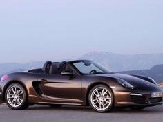 2013 Porsche Boxter - vroom vroom...