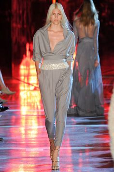 Alexandre Vauthier | Fall/Winter 2014 Couture Collection Nice Jumpsuit | July 8, 2014; Paris | Style.com
