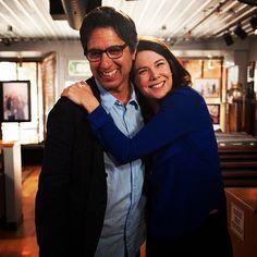 Sarah and Hank