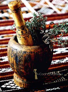 Nueva Cocina Marroqui: Ras el Hanout