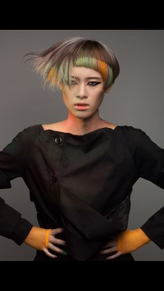 Goldwell ColorZoom 2016 D!srupt done by Jacky Tan