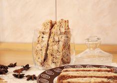 Biscotti clasici cu alune și migdale - Home is where you cook Krispie Treats, Rice Krispies, Martha Stewart, Biscotti, Bread, Cooking, Desserts, Food, Kitchen