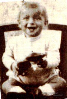 Dvora Freger was only 2 when she was sadly murdered at Auschwitz Death Camp in 1944.