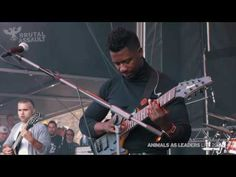 Brutal Assault 21 - Animals As Leaders (live) 2016 - YouTube
