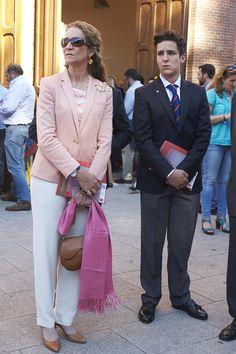 CORRIDA BENEFICENCIA MADRID - PRINCESS MONARCHY