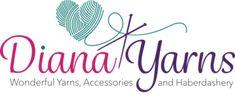 Diana Yarns - Wonderful yarns, accessories and haberdashery Knitting Patterns Free, Free Pattern, Elephant Socks, Hand Dyed Yarn, Double Knitting, Haberdashery, Crochet Hooks, Place Card Holders, Crochet